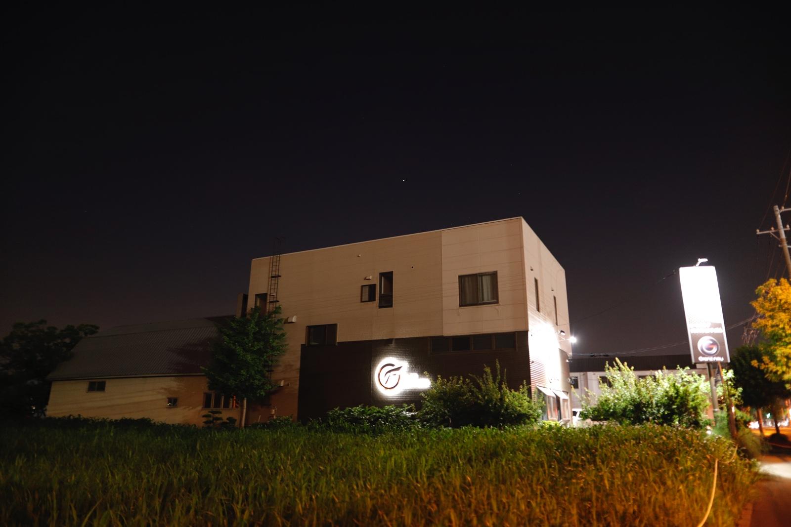 FLAT SAPPORO 夜景